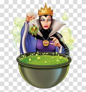 Evil Queen Maleficent Cruella de Vil Snow White and the Seven Dwarfs, queen PNG clipart