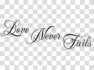 Logo Wall decal Brand White Font, love Tattoo PNG clipart