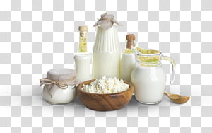 Raw milk Dairy Products Dojarka Butter, milk PNG