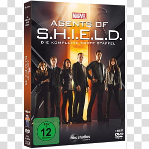 Agents of S.H.I.E.L.D., Season 1 Blu-ray disc DVD Television show Agents of S.H.I.E.L.D., Season 2, dvd PNG clipart