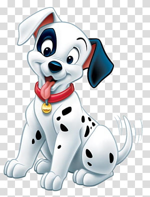Dalmatian dog The Hundred and One Dalmatians Cruella de Vil The 101 Dalmatians Musical Puppy, dalmatians PNG