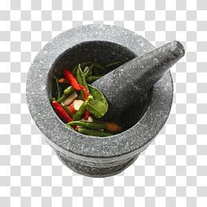 Thai Jasmine Mortar and pestle Kitchen Marble Countertop, kitchen PNG