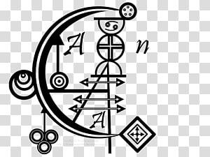 Pentagram Pentacle Hexagram Art Classical element, others PNG