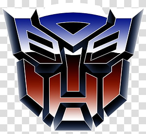 blue and red Autobots logo, Transformers: The Game Optimus Prime Bumblebee Autobot, transformer PNG clipart