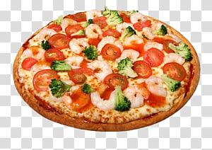 Pizza Margherita Seafood pizza Italian cuisine Take-out, Pizza PNG clipart