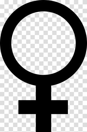 Gender symbol Female Sign Venus, symbol PNG clipart