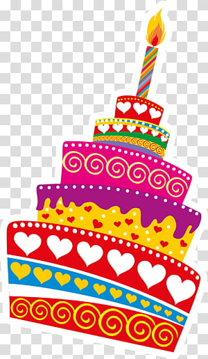 Wedding invitation Birthday cake Greeting & Note Cards Happy Birthday to You, party hat PNG clipart