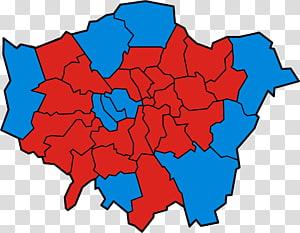 Outer London London Borough of Hackney London Borough of Bromley North London Inner London, map PNG clipart