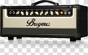 Guitar amplifier Bugera V22HD INFINIUM Valve amplifier, guitar amp PNG