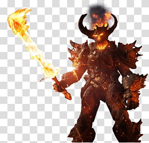Surtur Johnny Blaze Thor Loki Odin, Thor PNG clipart