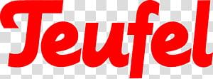 Logo Teufel Portable Network Graphics Electronics High fidelity, headphones PNG