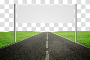 Road surface Asphalt Zebra crossing, Straight road PNG clipart