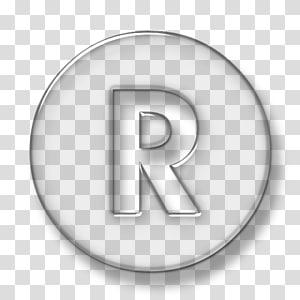 Registered trademark symbol Patent Intellectual property, Registered trademark PNG clipart