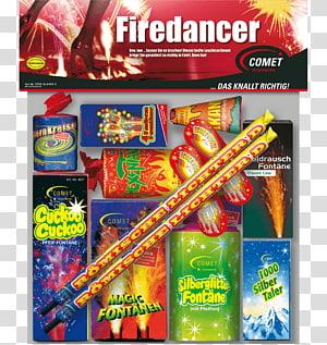 COMET Feuerwerk GmbH Firecracker Toy Light Fireworks, FIRE DANCE PNG