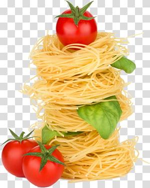 Spaghetti aglio e olio Taglierini Pasta al pomodoro Chinese noodles Carbonara, pasta PNG clipart