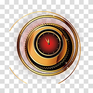 Euclidean , curves and watches PNG