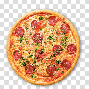 pizza, Sausage Pizza Margherita Hamburger Calzone, Sausage Pizza PNG clipart
