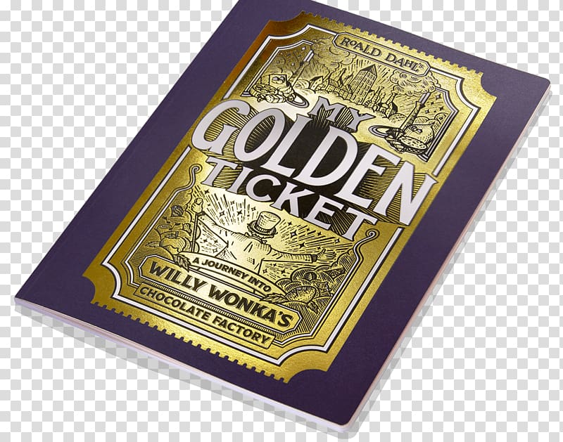 The Willy Wonka Candy Company Charlie and the Chocolate Factory Golden Ticket Wonderbly, others PNG clipart
