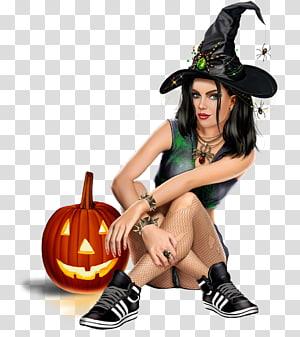Costume LiveInternet Blog Headgear RSS, witch PNG clipart