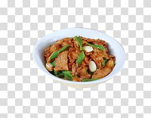 Indian cuisine Shuizhu Bell pepper Stir frying, Pepper Pork PNG clipart