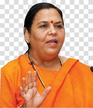 Uma Bharti Bhopal Bharatiya Janata Party Chief Minister, others PNG