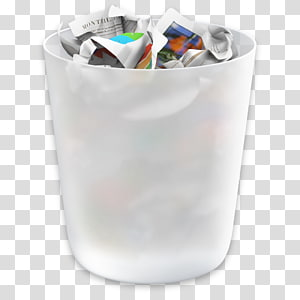 Macintosh macOS OS X Yosemite Trash Computer Icons, apple background PNG