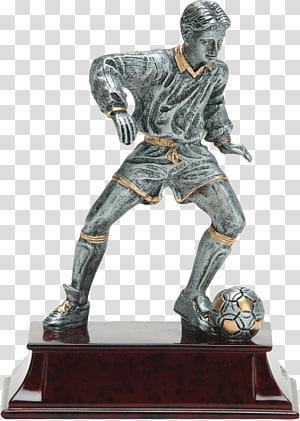 Trophy Resin Figurine Commemorative plaque Medal, Trophy PNG