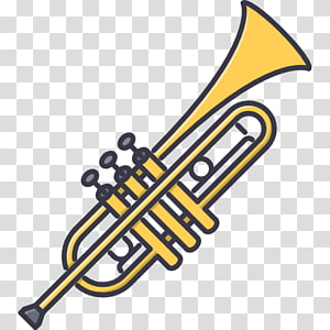 Trumpet Computer Icons Music , Trumpet PNG