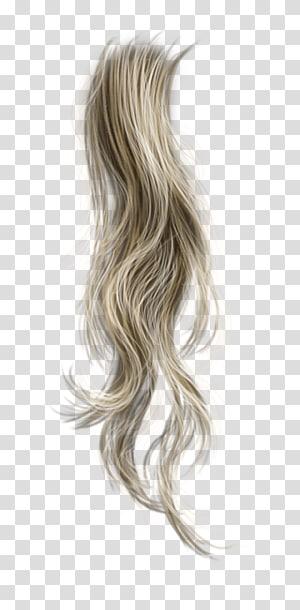 Blond Hair/pelo, hair PNG clipart