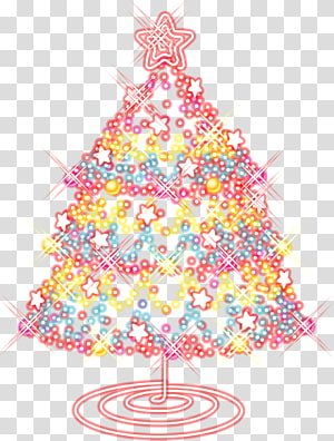 Christmas tree Christmas decoration, christmas tree PNG clipart