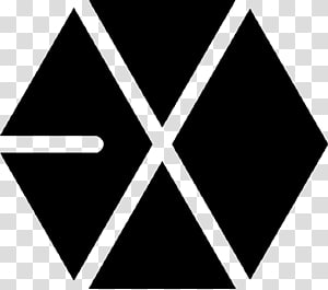 EXO K-pop Logo XOXO Graphic design, design PNG clipart