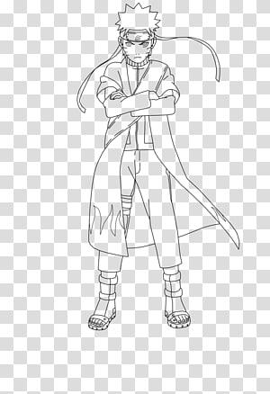 Naruto Uzumaki Black and white Pain Naruto Shippuden: Naruto vs. Sasuke Sketch, how to draw naruto uzumaki PNG