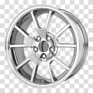 Alloy wheel Rim Spoke Car, wheel rim PNG