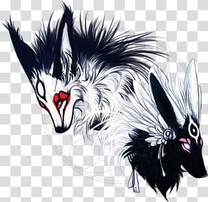 Canidae Gray wolf Red fox Drawing, fox PNG