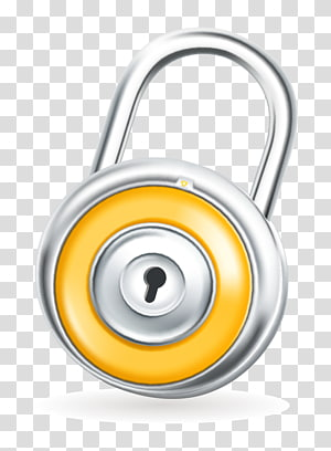 Chroma key Padlock, tools lock PNG clipart