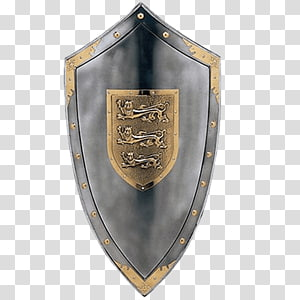 Shield Middle Ages Metal Toledo Coat of arms, beautifully shield PNG