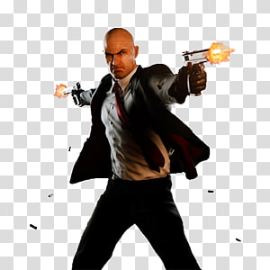 Hitman: Absolution Xbox 360 Agent 47, Hitman PNG clipart