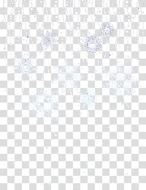 Snowflake Winter Pattern illustration, Snowflake PNG clipart