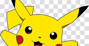 Pokémon Pikachu Pokémon Yellow Ash Ketchum, Bulan Puasa PNG