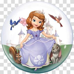 Minnie Mouse Balloon Disney Princess Party Disney Fairies, sofia the first PNG